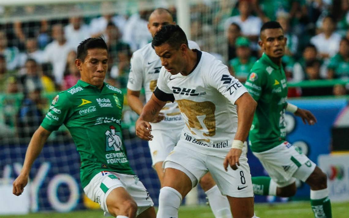 León y Pumas se juegan boleto a semis de la Copa MX