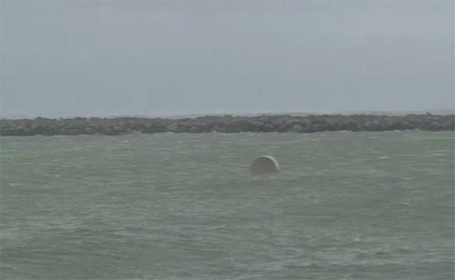 Naufragan cinco pescadores en el Golfo de México