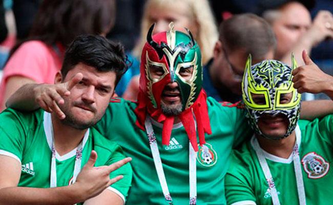 En la Confederaciones también prohíben las máscaras de luchadores