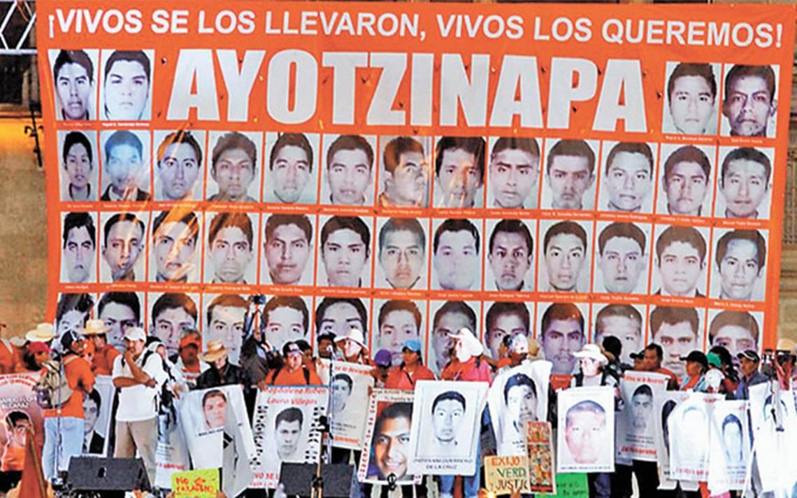 Comisión Especial de la CIDH visita escuela Normal de Ayotzinapa