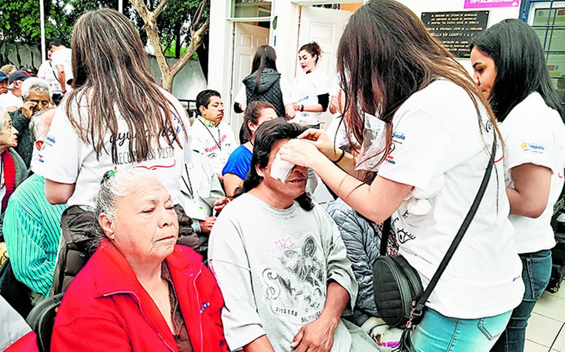 KIA apoya más de 300 cirugías visuales en Michoacán