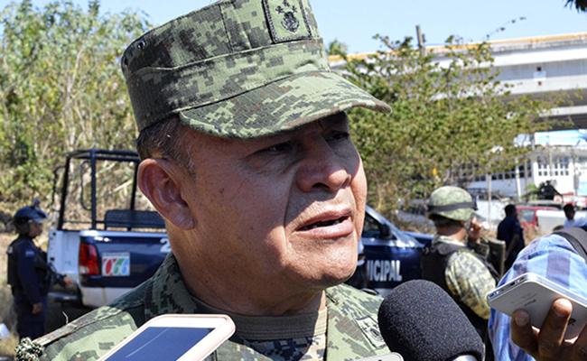 Descarta Ejército descuido de seguridad en Guerrero