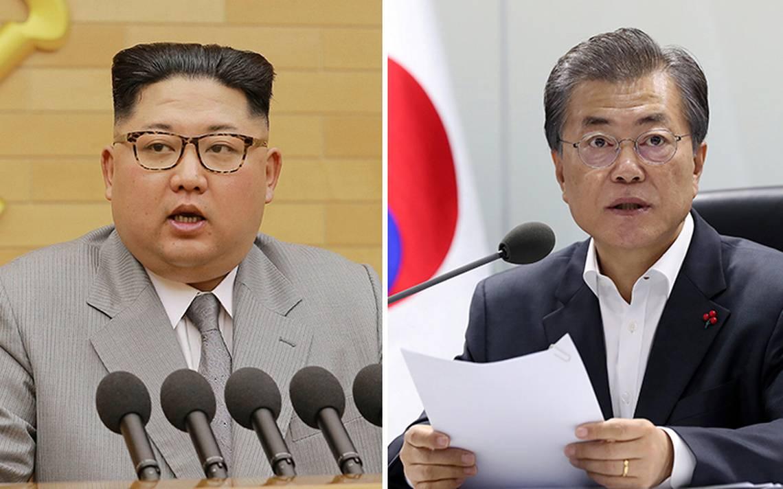 Nuevamente reunidas las dos Coreas: instalarán línea telefónica entre Kim y Moon