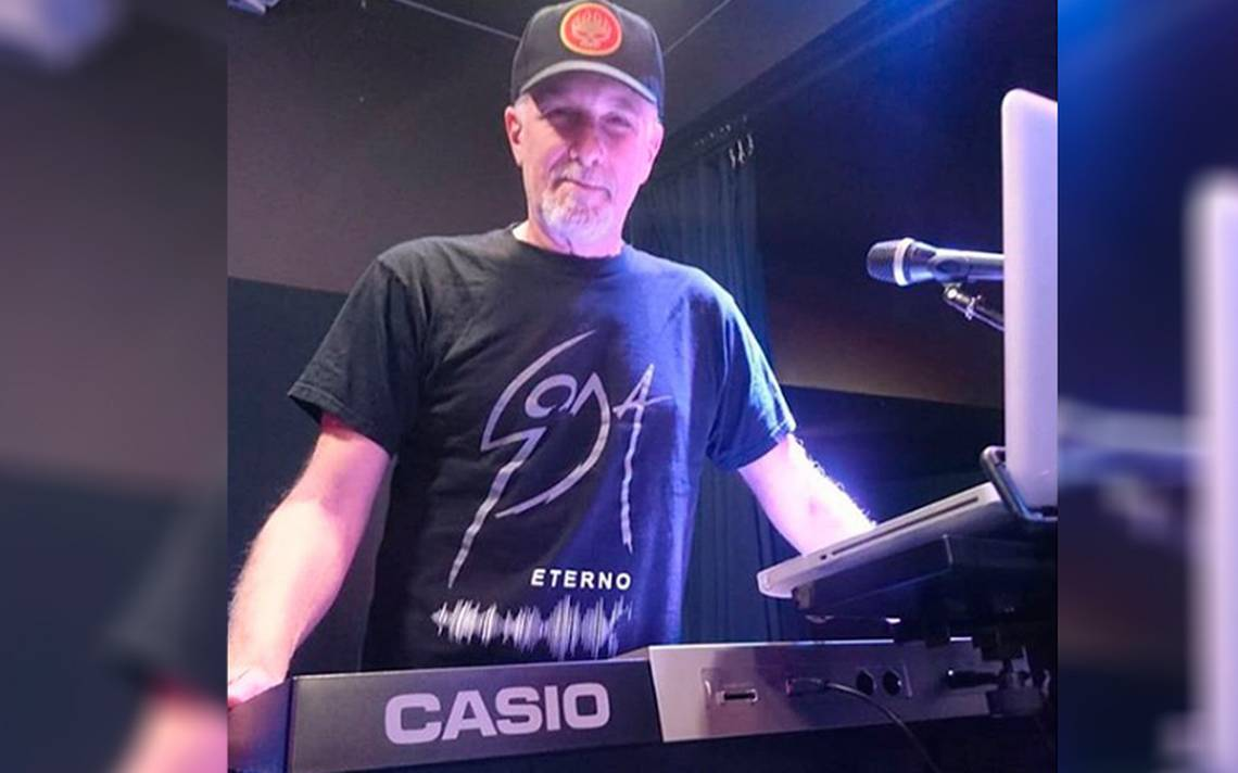 Muere Daniel Sais, extecladista de Soda Stereo