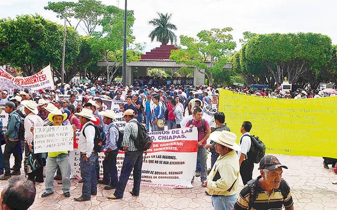 Habitantes prohíben entrada a capacitadores electorales en Chiapas