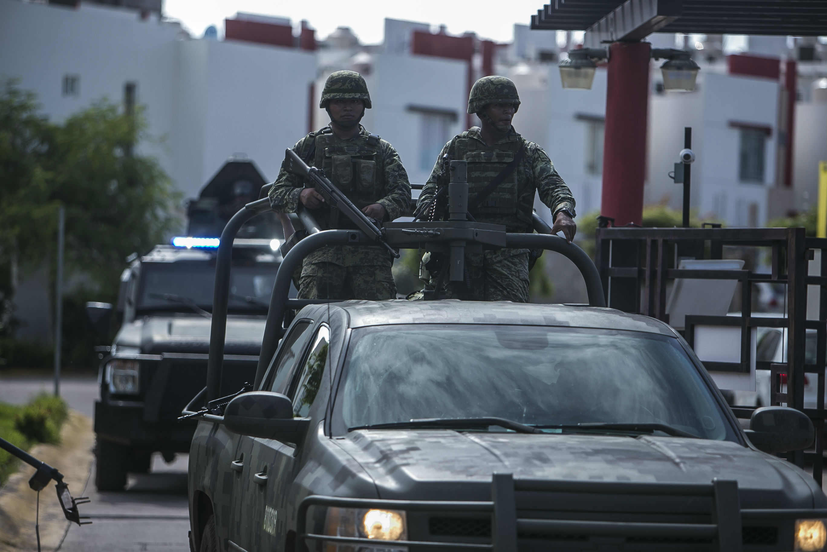 Cae operador del Cártel del Pacífico ligado a emboscada contra militares en 2016