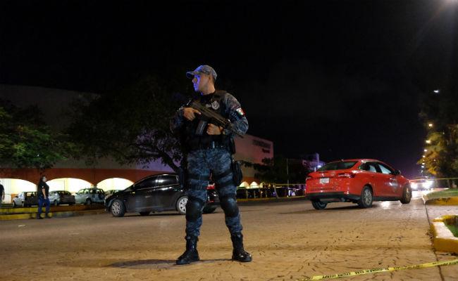Violento fin de semana en Cancún; hay tres muertos