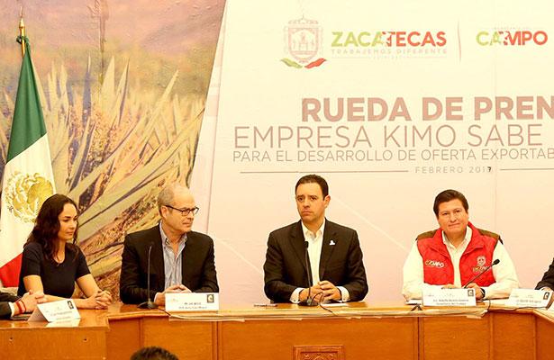 Empresa de EU invertirá 4 mdd en mezcal zacatecano