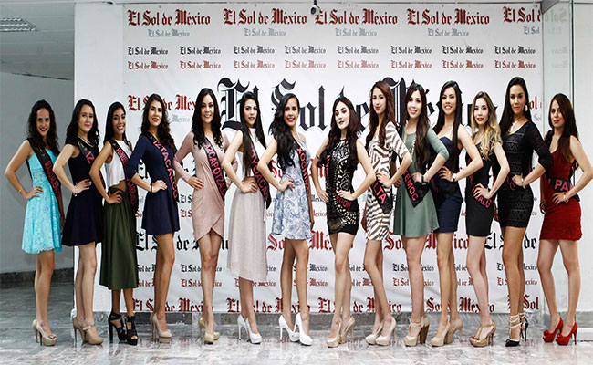 Miss Earth CdMx 2017 Certamen de belleza y ecología
