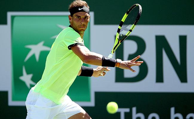 Nadal remontó y avanzó a la siguiente ronda del Masters 1000 de Miami