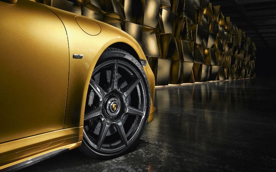 El nuevo Porsche 911 Turbo S Exclusive, renovado hasta las llantas