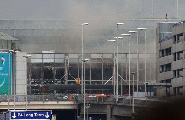 Adolescente confiesa ciberataque a aeropuerto de Bruselas tras atentados