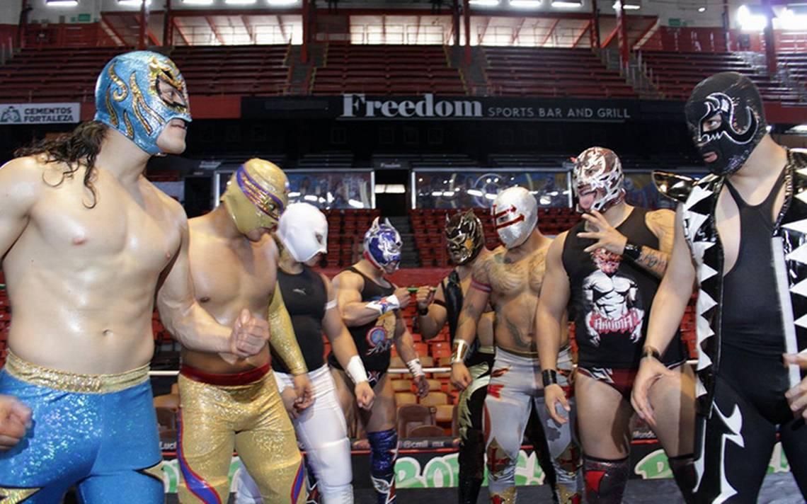 Continúa la segunda fase del Torneo la Gran Alternativa en la Catedral de la Lucha Libre