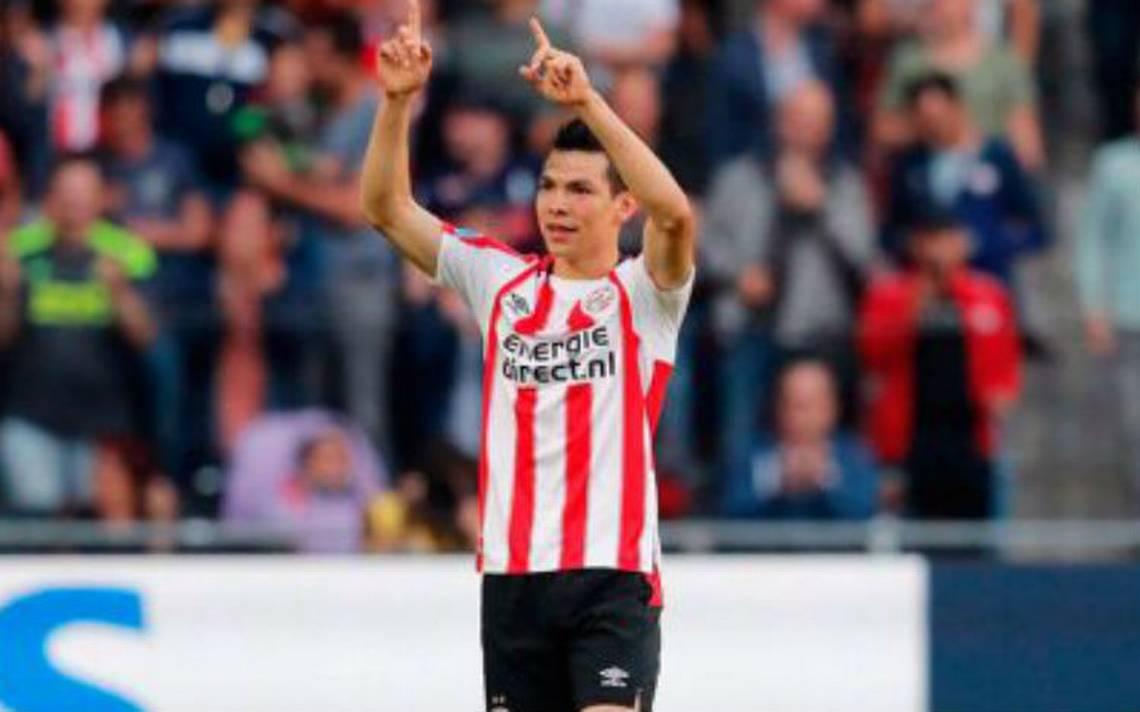 """""""Chucky"""", incontenible: marca doblete en goleada del PSV"""