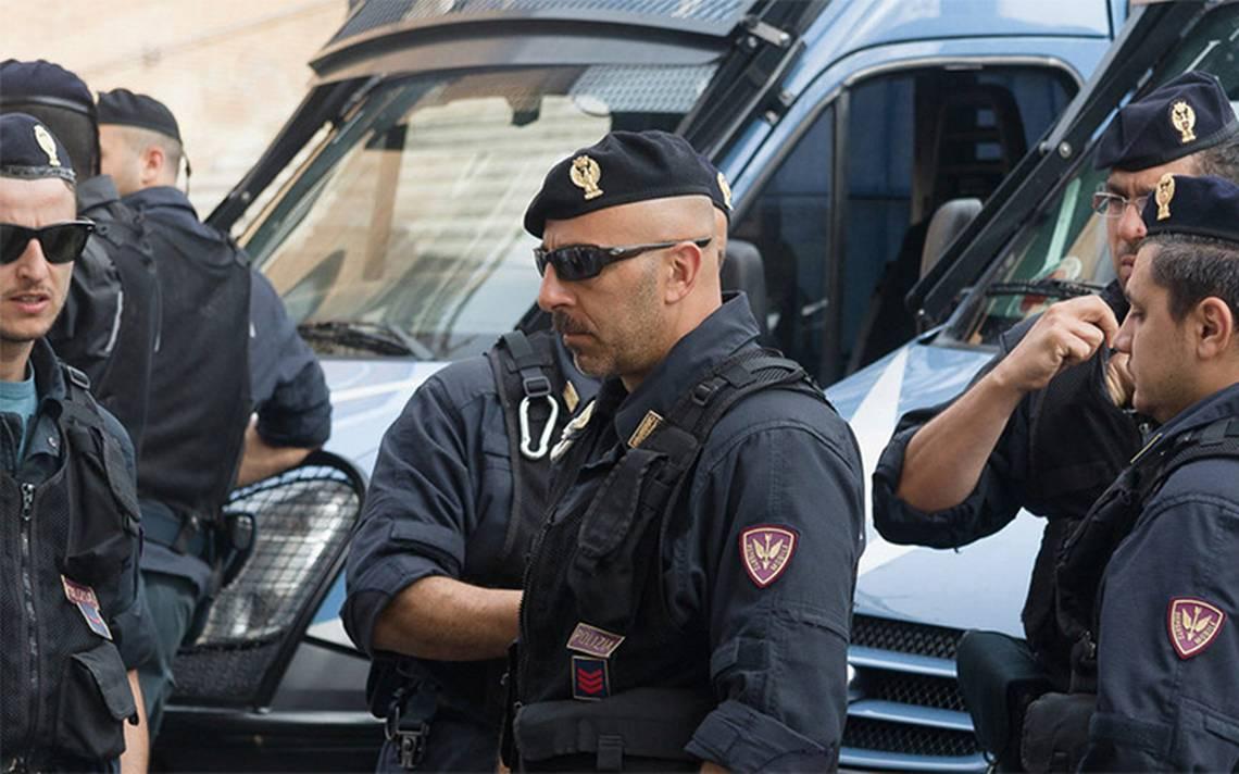 Arrestan a 14 personas en redada antiterrorista en Italia