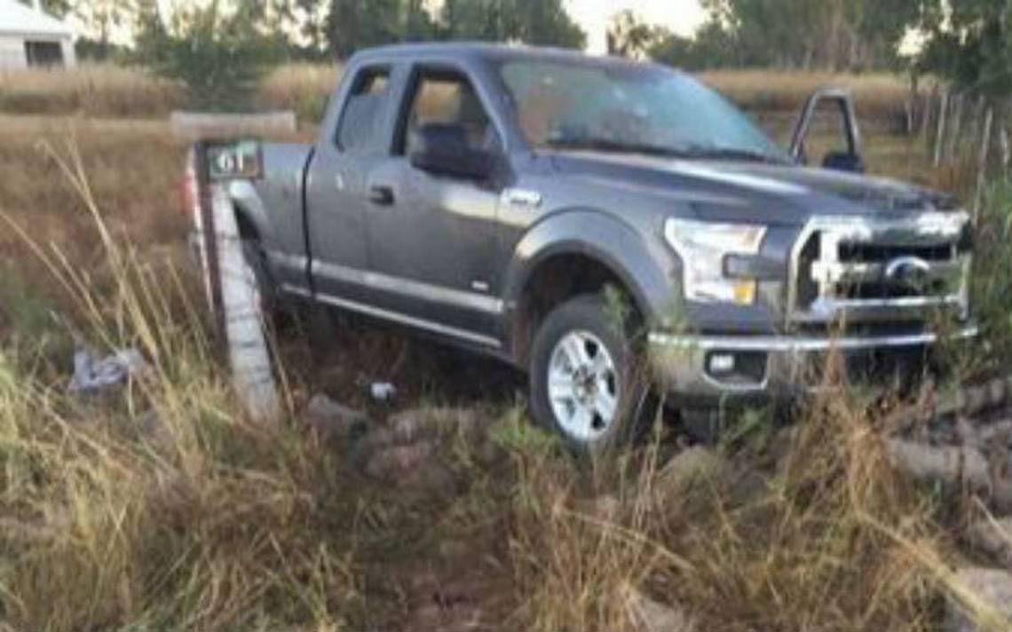 Fiscalía identifica cuerpos abandonados en campo menonita