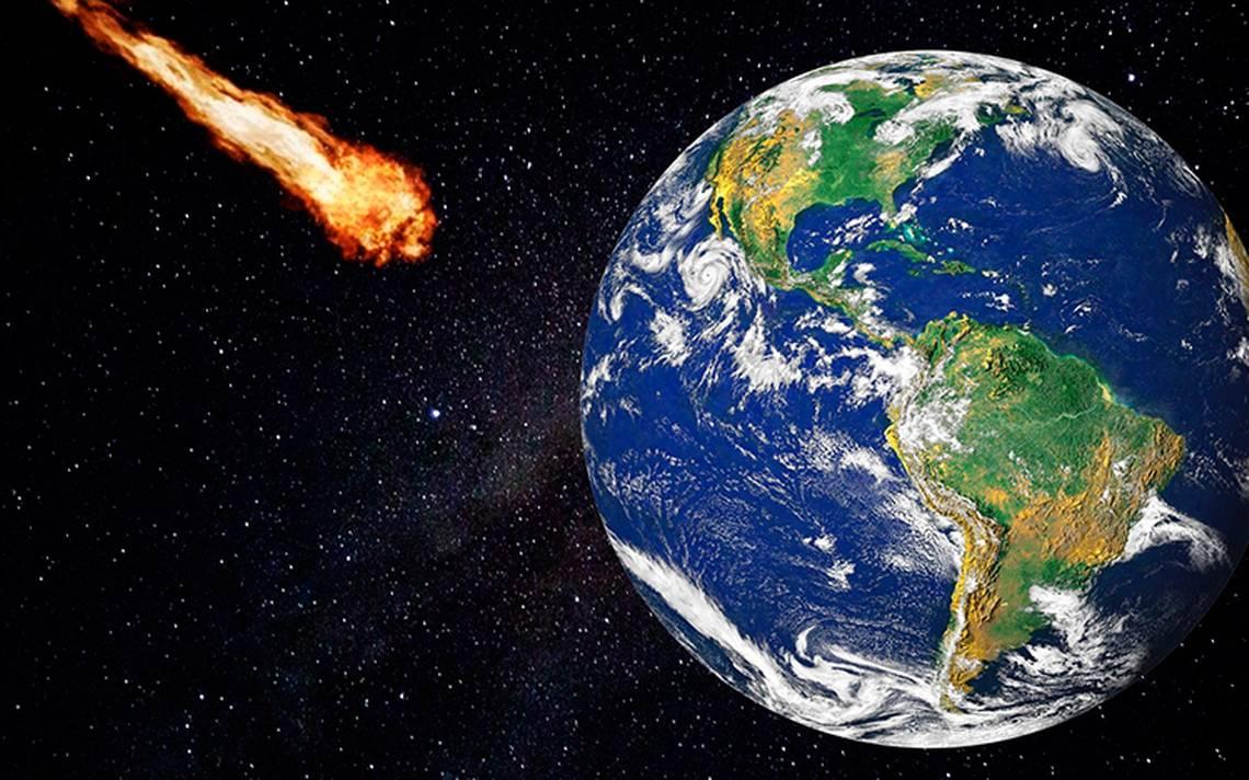 ¿El fin del mundo? Asteroide potencialmente peligroso pasará este martes muy cerca de la Tierra