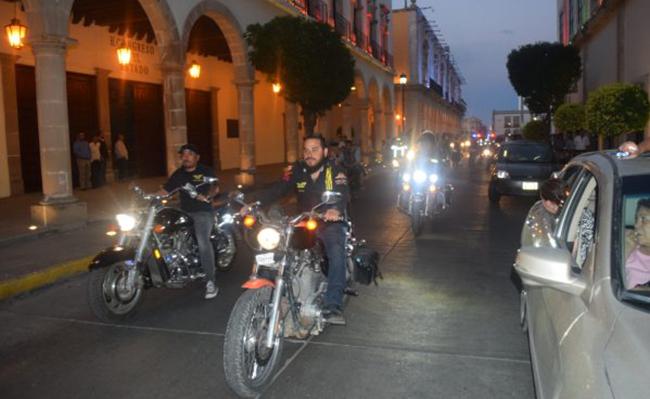 Muere hombre que participaba en la Semana de la Moto