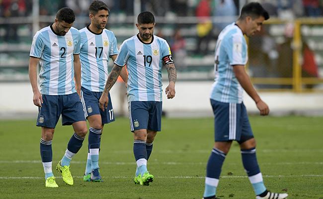 Argentina, lamentarían su ausencia en el mundial