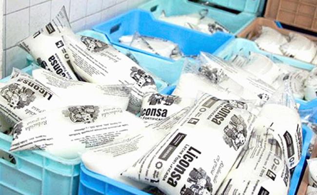 Amplía Gobierno federal programa de leche Liconsa a 300 municipios