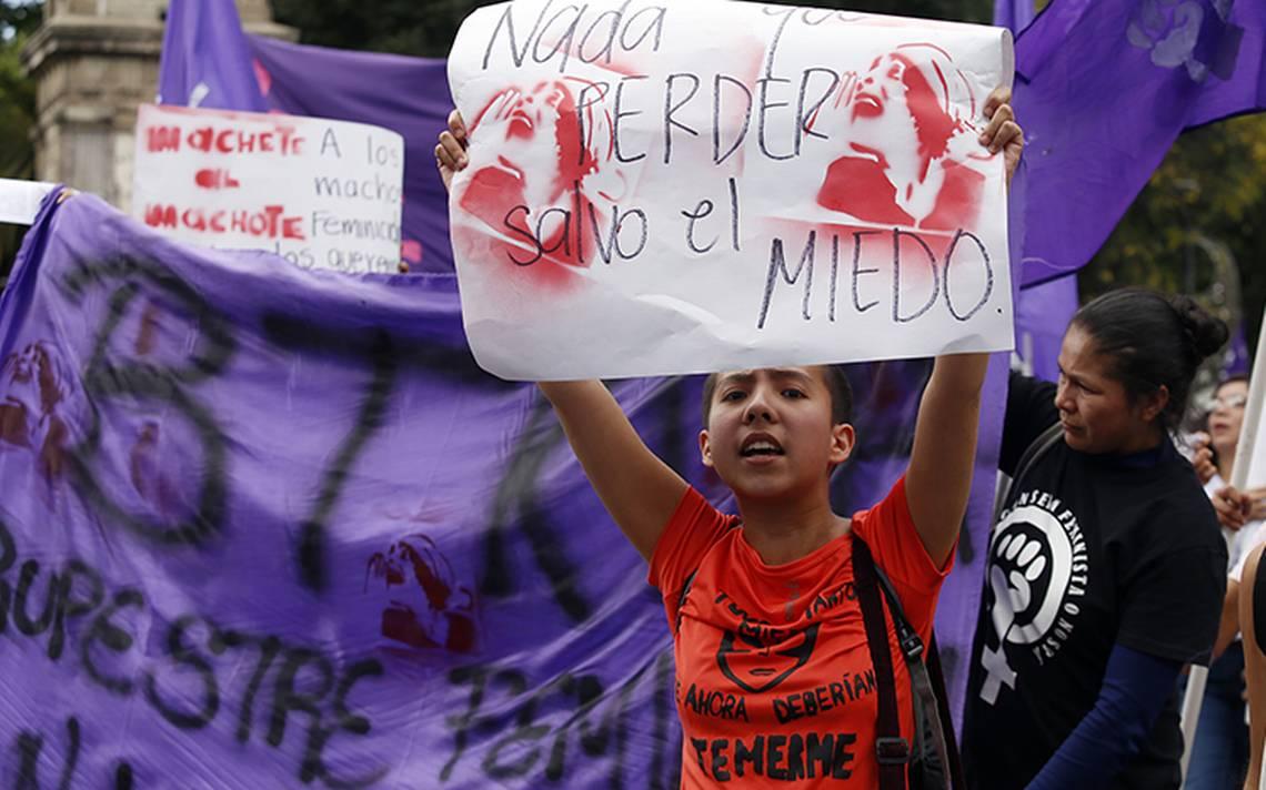 Luchan contra la violencia de género laboral