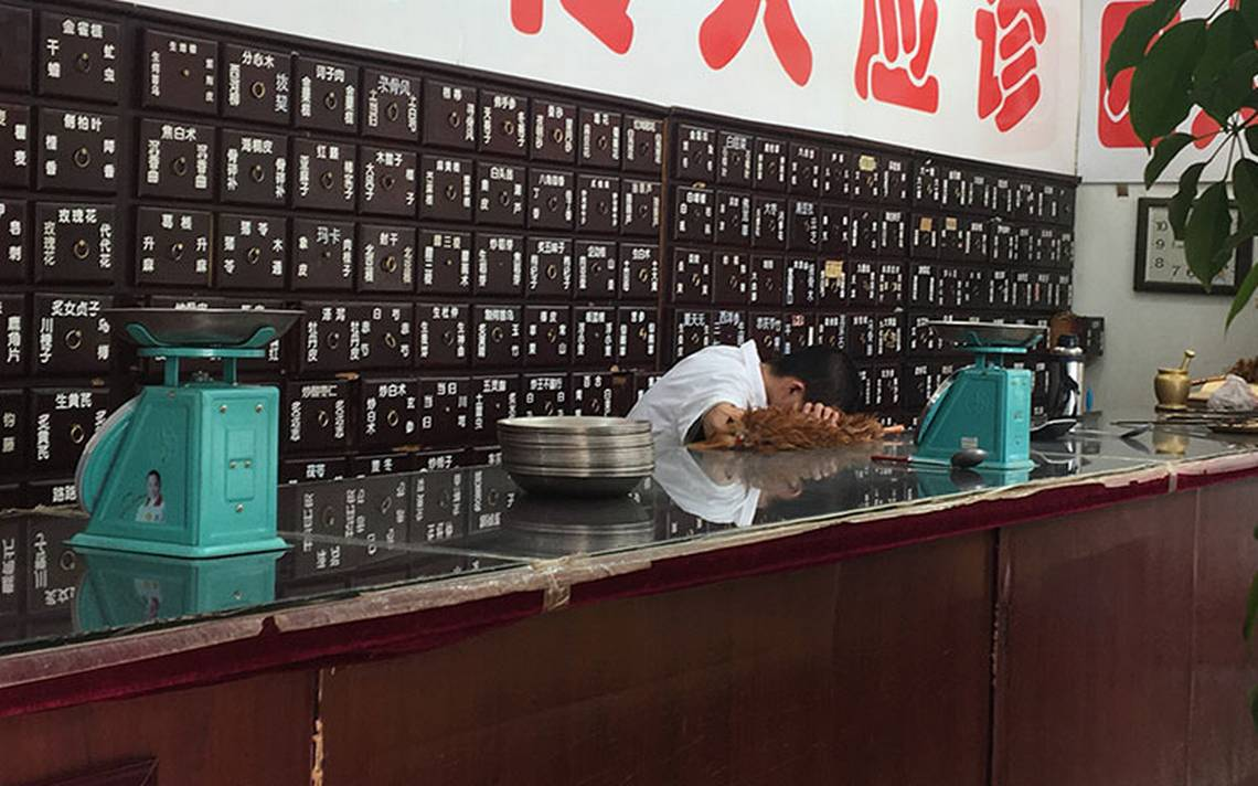 Medicina tradicional china busca unión con la inteligencia artificial