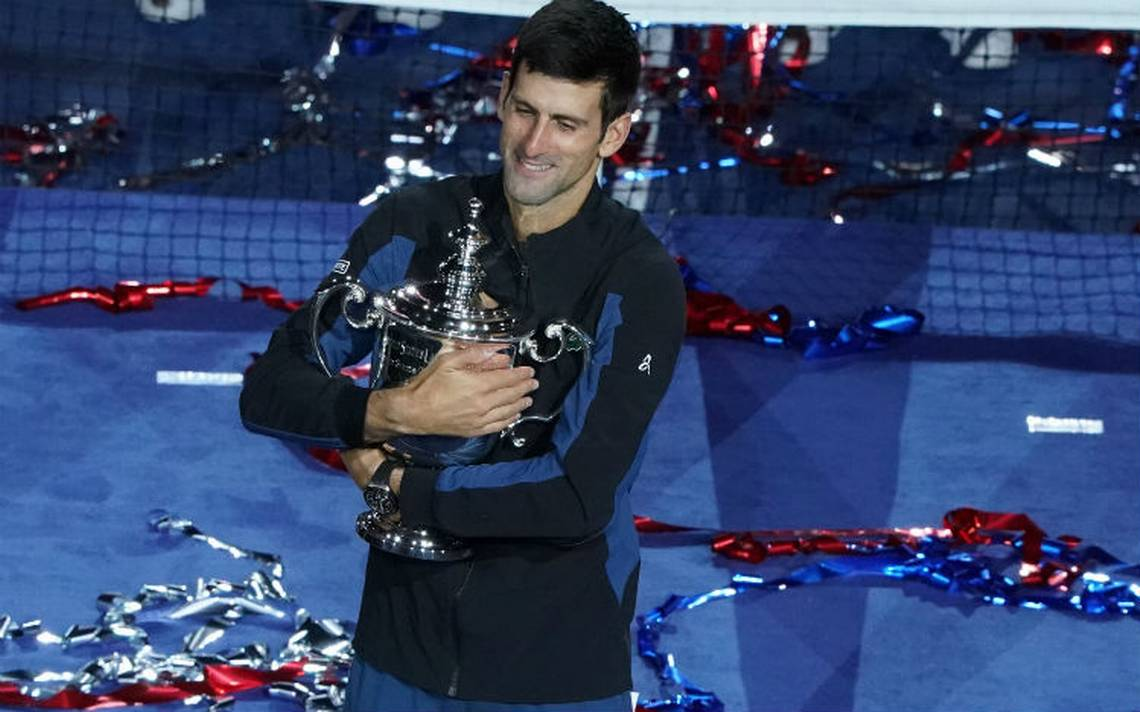 Djokovic conquista Nueva York e iguala a Sampras
