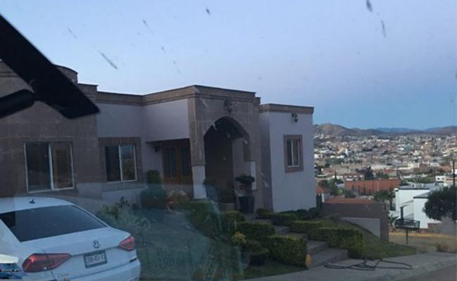 Catean casa del hermano del exgobernador de Chihuahua César Duarte