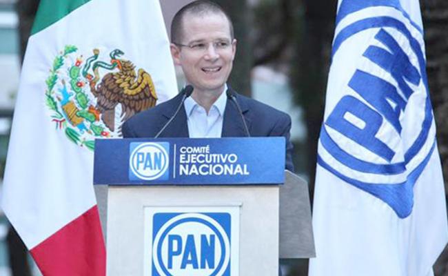 PAN, listo para defender a connacionales en EU: Ricardo Anaya