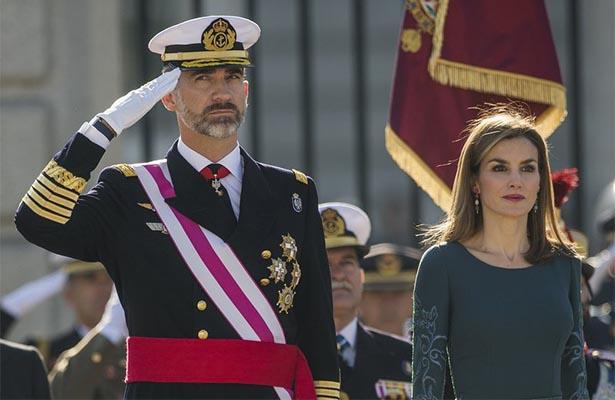 Buckingham anuncia visita en junio de los reyes de España