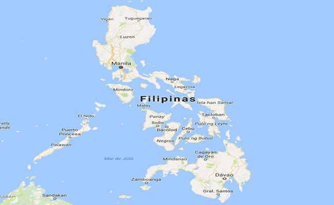 Terremoto de magnitud 6,5 en el centro de Filipinas