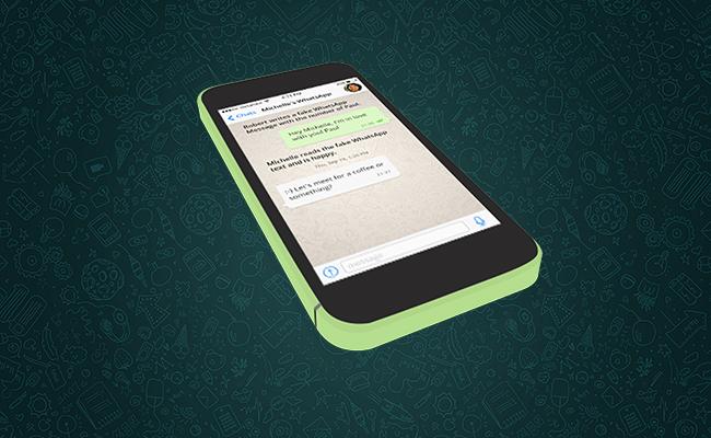 ¿Te prometen Internet gratis a través de WhatsApp? es una estafa