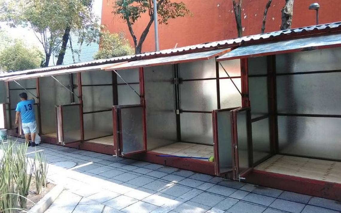 Desalojarán temporalmente a artesanos del Mercado de San Juan