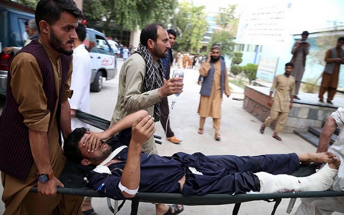 Atentado suicida durante mitin electoral en Afganistán causa 13 muertos