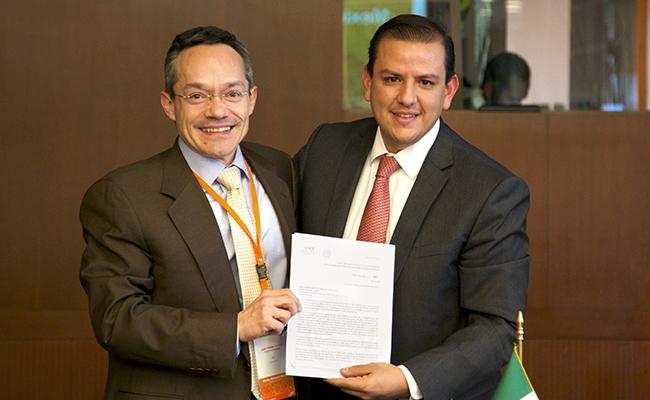 SHCP busca ser ejemplo y que México encabece Iniciativa Global para Transparencia Fiscal