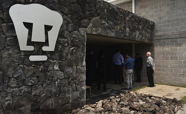 Pumas presentó su nueva casa club