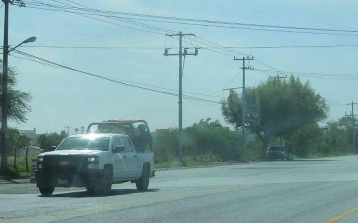 Comandos están tras robos de camionetas