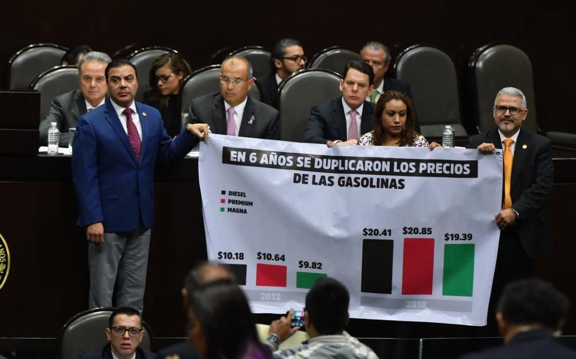 Comparecen titulares de Energía, Pemex y CFE ante diputados