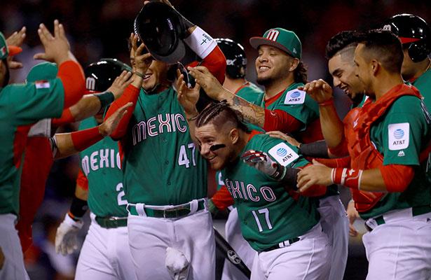 México queda fuera del Mundial de Béisbol