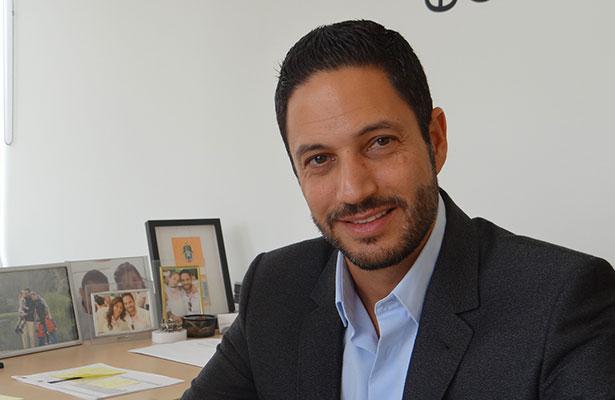 Jacobo Buzali Rahmane, presidente de la AMF