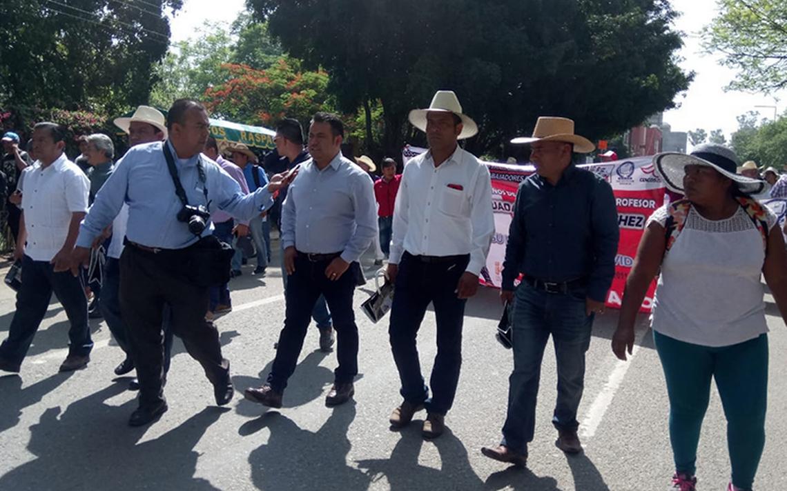 Futuro de la CNTE no está sujeto al triunfo de López Obrador, afirman