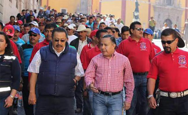 Guanajuato recuerda a sus mártires mineros