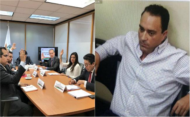 PRI expulsa al exgobernador de Quintana Roo, Roberto Borge