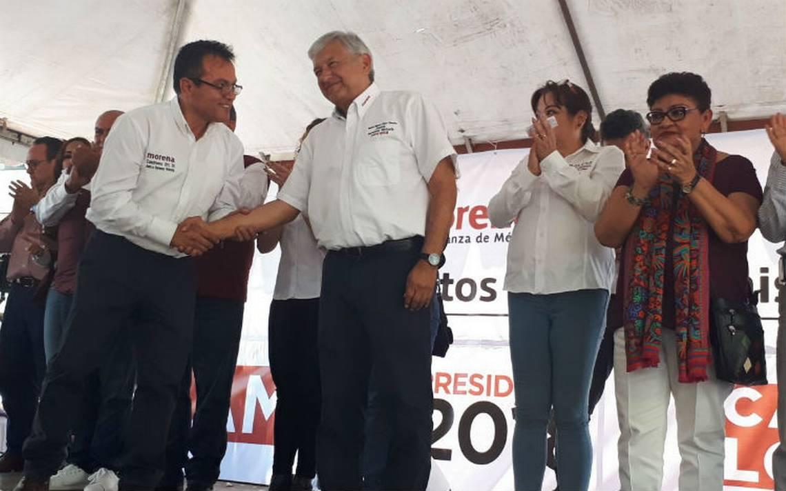 AMLO da voto de confianza al INE en aras de proteger la elección