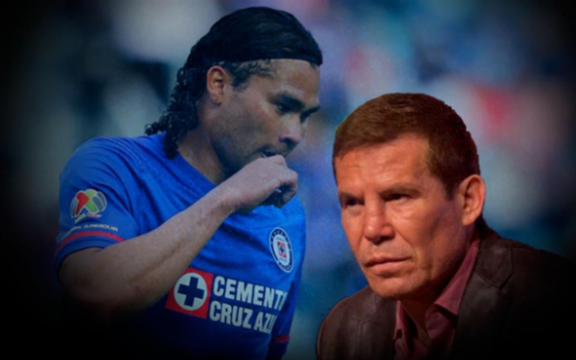 """Julio César apoya al """"Gullit"""" en su rehabilitación"""