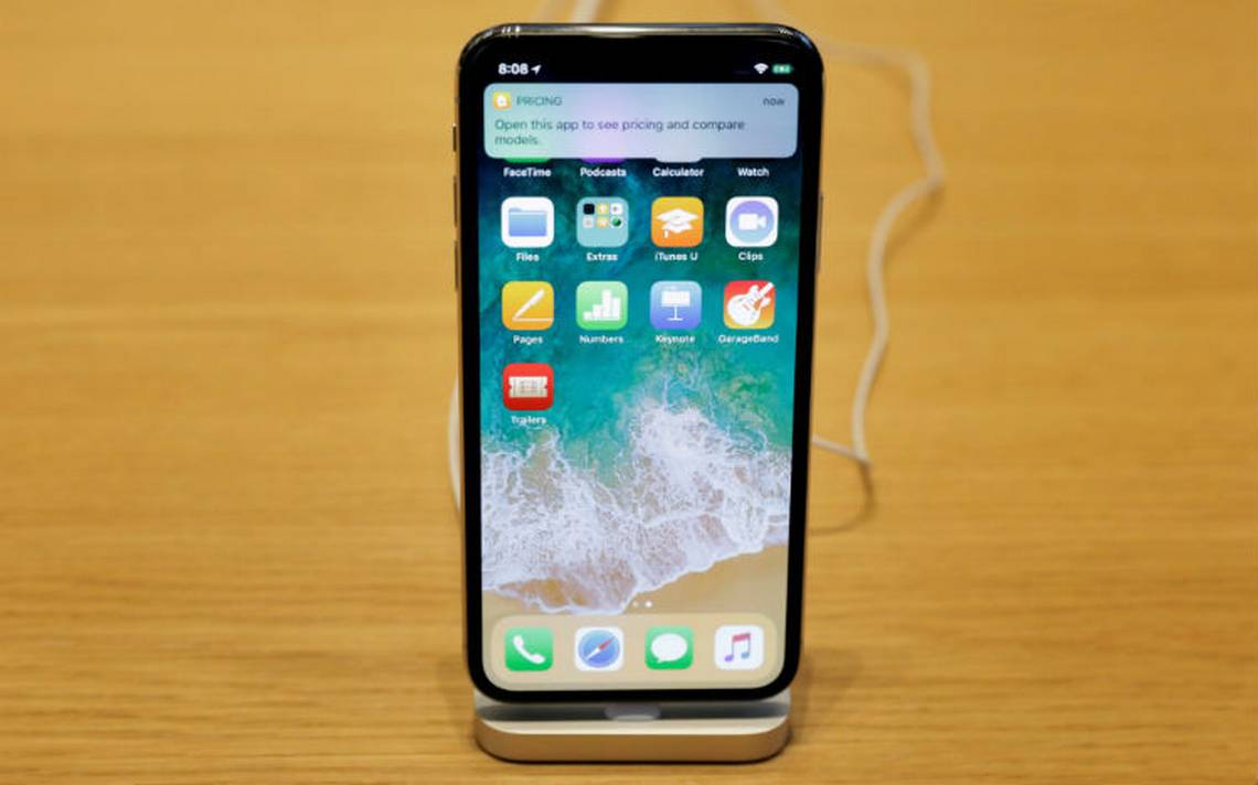 Filtran imágenes del próximo iPhone XS y sorprende a los fans