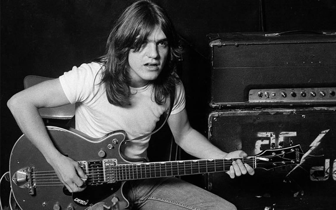 Rock en luto: fallece el guitarrista y fundador de AC/DC Malcolm Young
