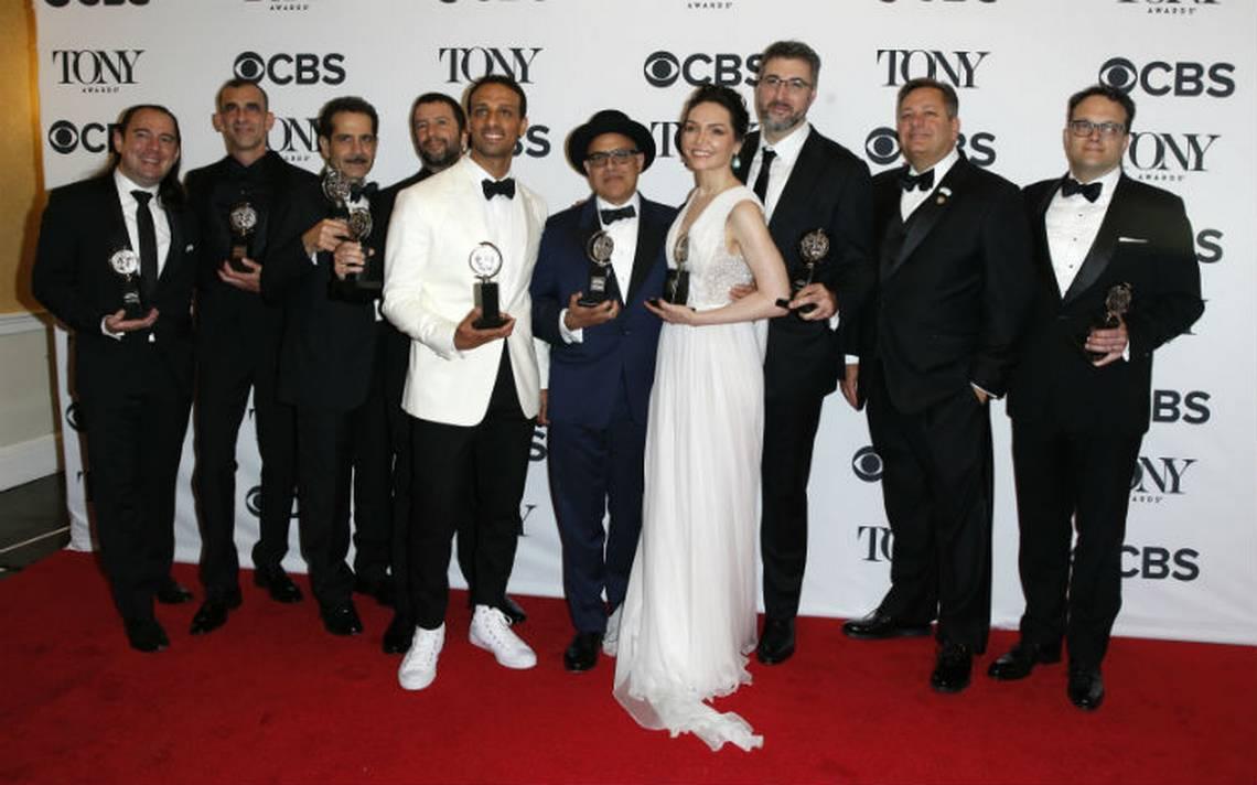"""Las obras """"The Band's Visit"""" y """"Harry Potter"""" triunfan en los Premios Tony"""