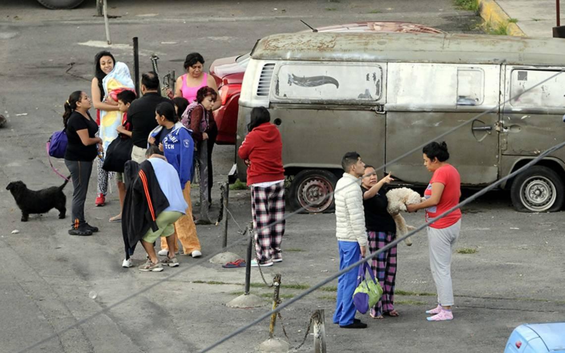 Un nuevo sismo sacudió Oaxaca la mañana de ayer