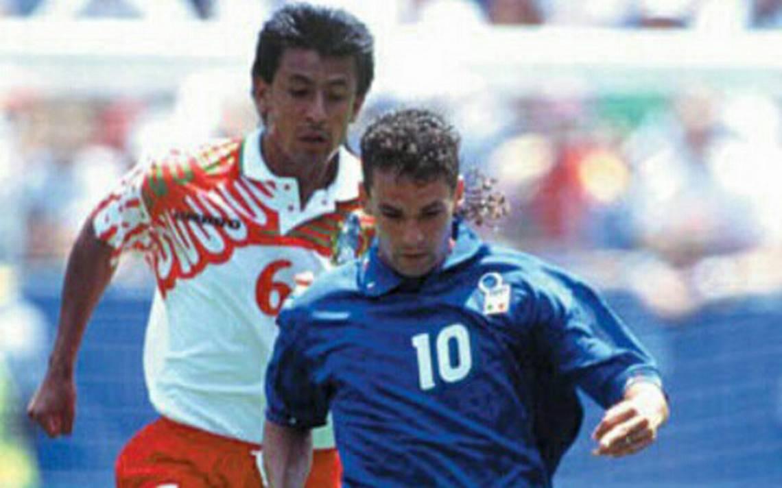 La joya de Marcelino Bernal en el mundial Estados Unidos 94